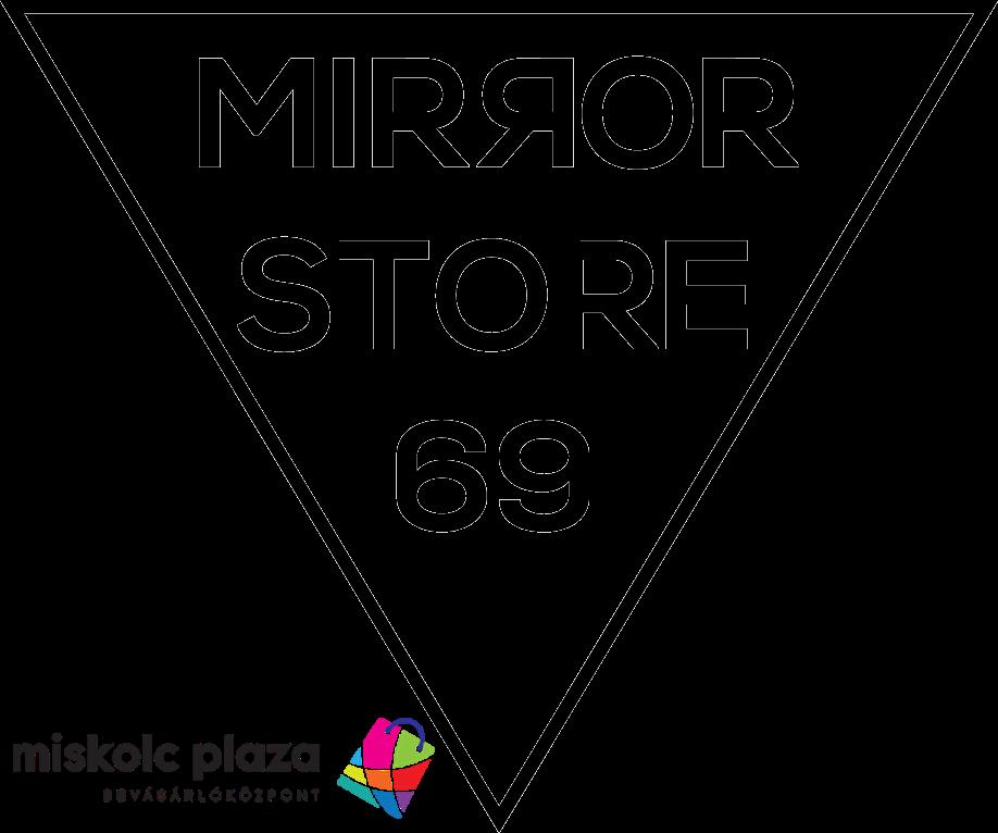 Mirror Store Miskolc Pláza földszint  személyes átvétel