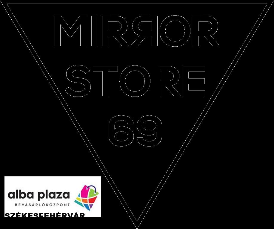 Mirror Store Székesfehérvár Alba Pláza személyes átvétel